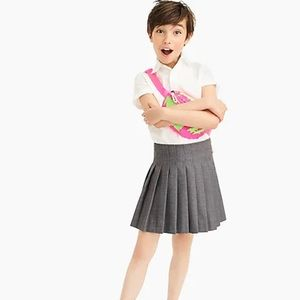 Crewcut Girls' pleated skirt